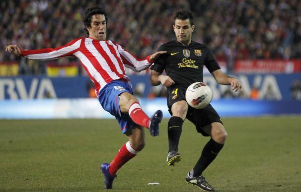 Club Atletico de Madrid v FC Barcelona - Liga BBVA