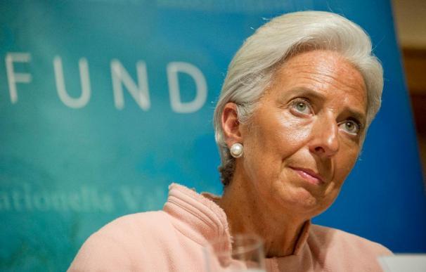 El FMI reduce sus previsiones de crecimiento de la economía alemana y mundial