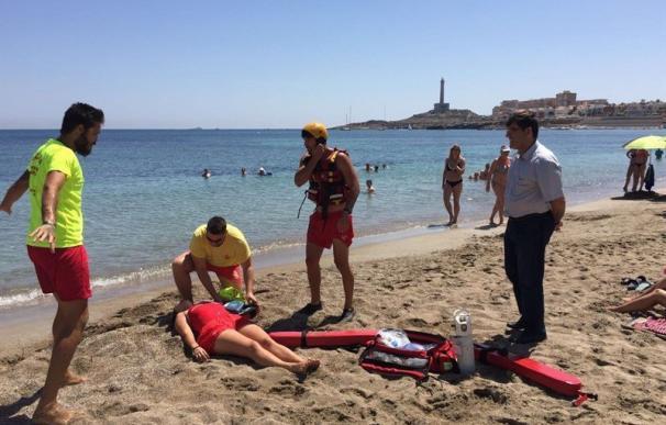 En el mes de agosto se ahogaron dos personas al día en España
