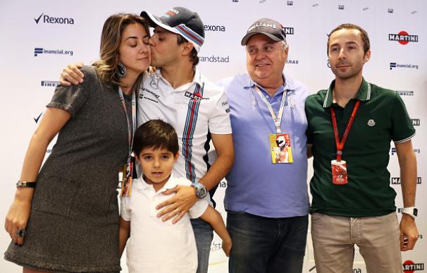 El brasileño Felipe Massa anuncia su retirada de la Fórmula 1