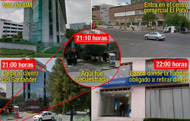 El paso a paso de las últimas horas de María Villar hasta ser secuestrada