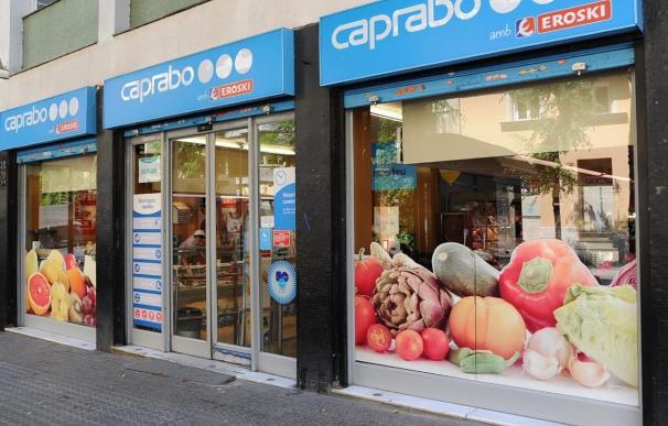 Caprabo avanza en su plan de franquicias con una nueva apertura en Barcelona