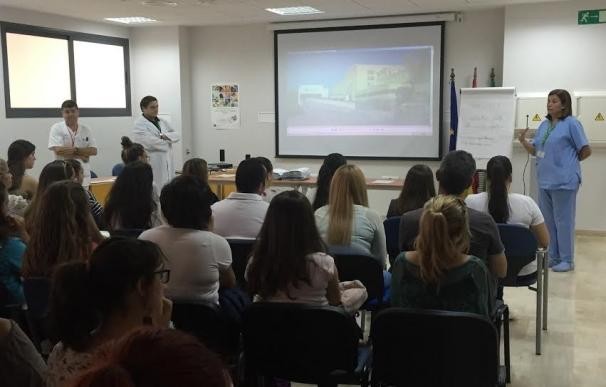 Más de 50 estudiantes comienzan sus prácticas en el Hospital Valle de los Pedroches
