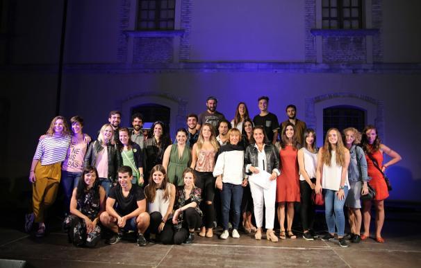 Entregados los premios de los Encuentros de Arte Joven