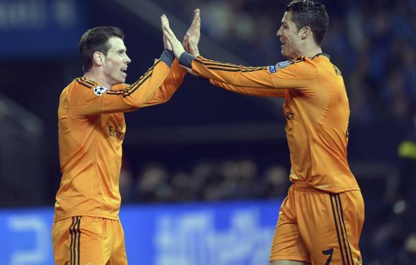 Schalke - Real Madrid: las mejores fotos del partido