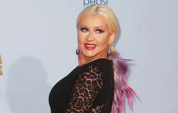 A Christina Aguilera no le gusta llevar ropa interior