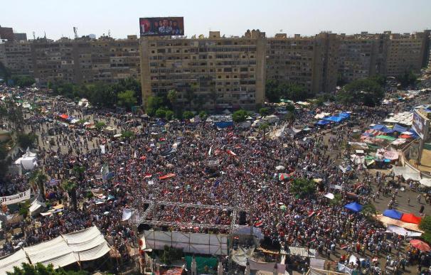 Presidencia egipcia dice que el diálogo es la única vía para salir de la crisis