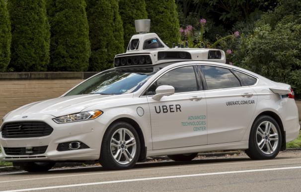 Uber pone en circulación sus primeros coches autónomos en Pittsburgh