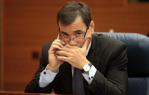 El presidente del PSM, Tomás Gómez