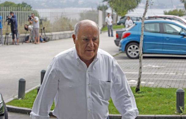Amancio Ortega sale de NH tras vender el 4,06 por ciento del capital a la china HNA