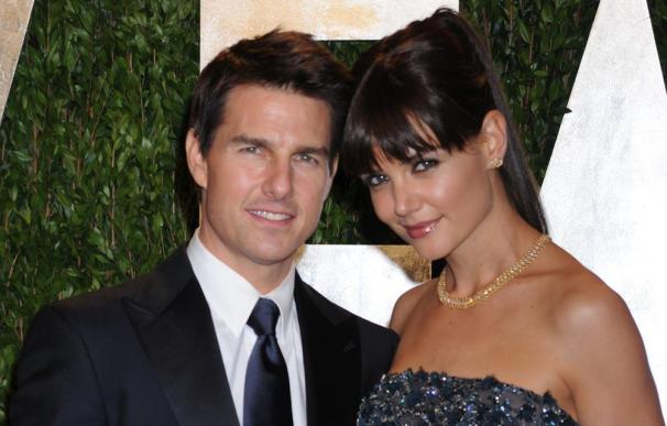 Tom Cruise y Katie Holmes se separaron mucho antes de anunciarlo