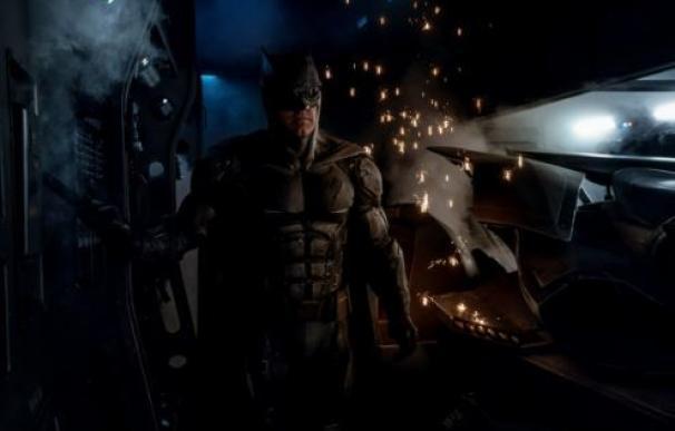 Así es el nuevo traje de Batman para La Liga de la Justicia