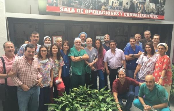 Reyes conoce el trabajo de cooperación que la ONG Quesada Solidaria desarrolla en Guatemala