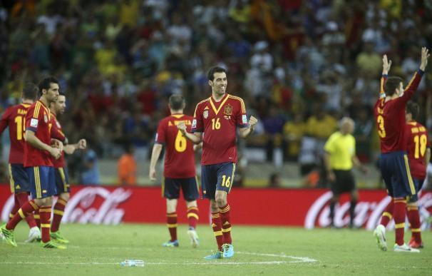 España, a por su primera Copa Confederaciones