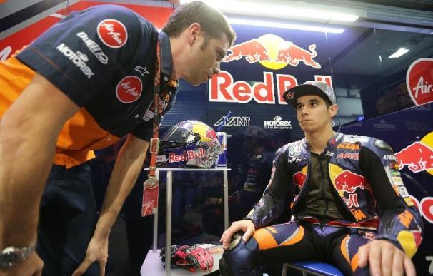 """Salom (KTM): """"Hemos hecho un muy buen trabajo tanto el equipo como yo"""""""