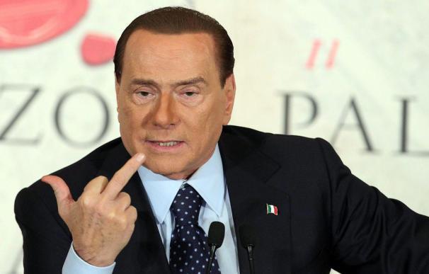 Berlusconi anuncia el regreso de su partido Forza Italia, del que será líder