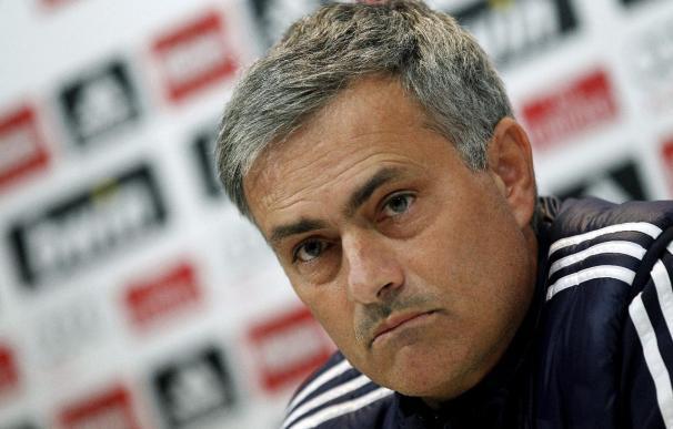 """Mourinho dice que """"respeta mucho la motivación y la alegría del Alcoyano"""""""