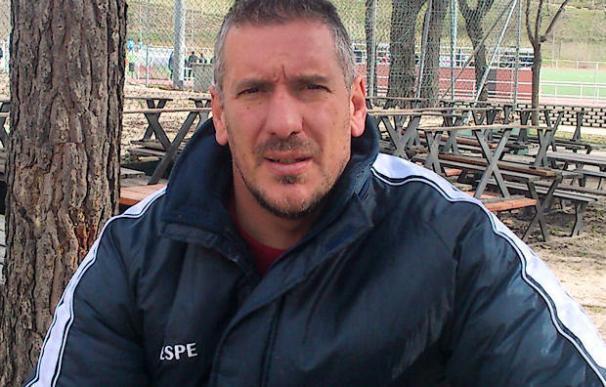 Óscar Téllez, de la cima del fútbol al aeropuerto de Barajas