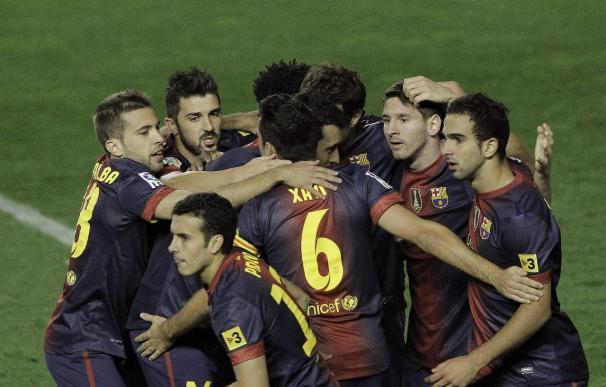El Barça afronta su debut en Copa ante el Alavés con rotaciones y sin Messi