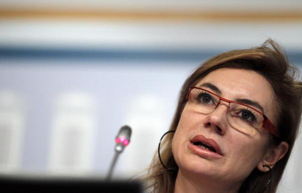 La secretaria de Estado de Presupuestos, Marta Fernández-Currás.