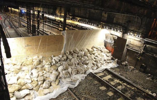 La red de transporte público de Nueva York sufre su peor desastre