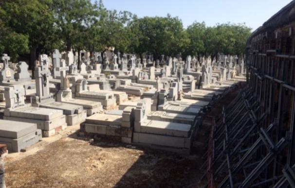 El Ayuntamiento lanzará un plan para la rehabilitación y conservación de los cementerios a medio y largo plazo