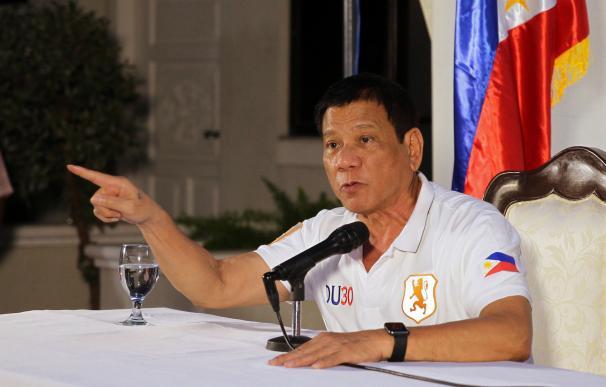 Duterte amenaza con retirar a Filipinas de la ONU y crear una nueva alianza