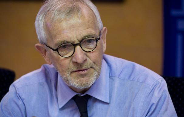 Francis Halzen, director del telescopio de neutrinos IceCube