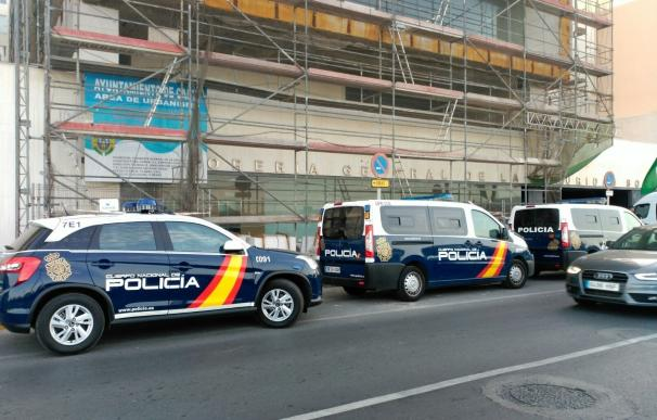 La Policía registra la sede de la Tesorería de la Seguridad Social en Cádiz en una operación con dos detenidos