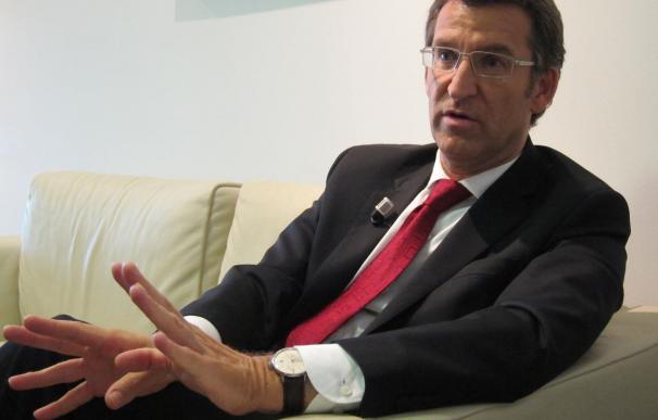 """Feijóo llama a """"cerrar filas"""" contra los """"fanáticos"""" tras la detención de dos presuntos miembros de Resistencia Galega"""