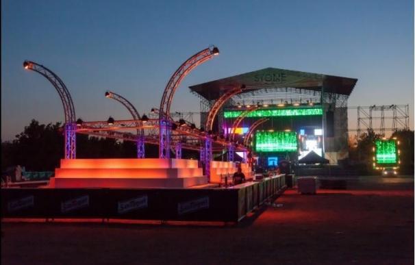 David Guetta abre este viernes los conciertos del Stone&Music Festival de Mérida, con más de 30.000 entradas vendidas
