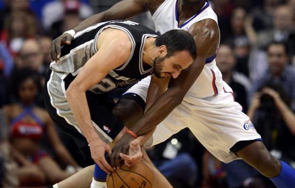 90-116. Parker y los Spurs dieron otra exhibición ante Paul y los Clippers