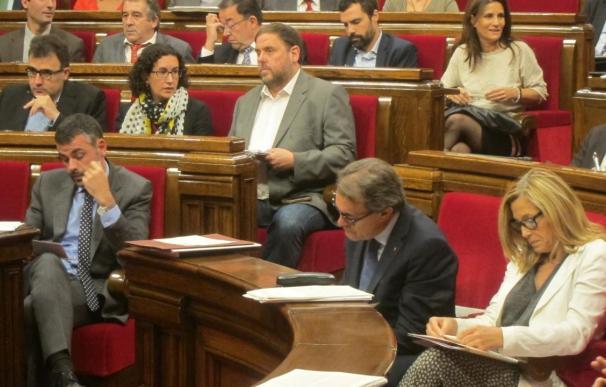 """Ortega reta al PP a denunciar si ve """"indicios"""" de que vulneran la Ley de Protección de Datos"""