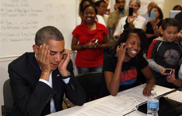 El huracán Sandy paraliza la campaña presidencial en EEUU