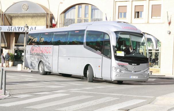 La patronal del transporte de viajeros Asetradis reclama a la Junta cerca de 1,5 millones por daños y perjuicios