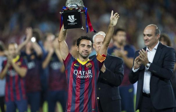 Rajoy felicita al Barcelona por el título de la Supercopa