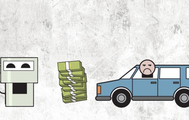 Cómo se forma el precio de la gasolina