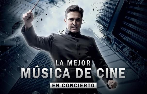 La Film Symphony Orchestra arranca en Madrid su gira española con las bandas sonoras de 'Psicosis' y 'Star Wars VII'