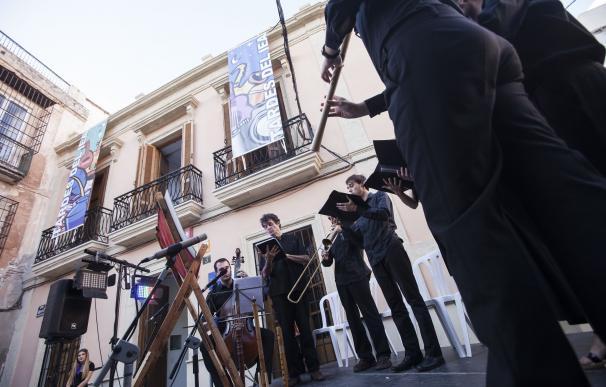 La música de capilla de la Catedral de Almería da el pistoletazo de salida a las 'Tardes del IEA'