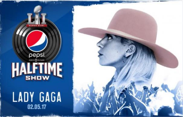Lady Gaga confirma que será la protagonista de la Super Bowl 2017