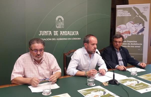 La Junta conmemora en espacios naturales de Córdoba el Día de las Aves