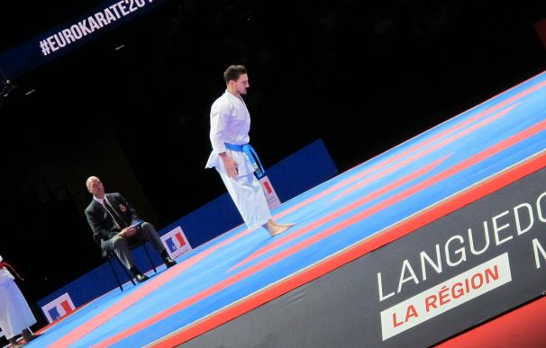 Damián Quintero, campeón de la Liga Mundial de Karate por segundo año consecutivo
