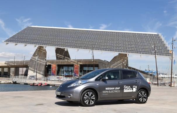 Nissan ofrecerá pruebas de conducción de sus vehículos eléctricos en Expoelèctric