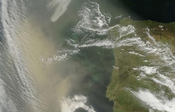 Aemet y el 'supercomputador' barcelonés lideran la predicción de tormentas de polvo
