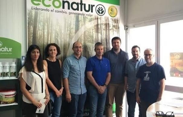 Ifapa y Econatur buscan caracterizar la huella isotópica de fertilizantes para agricultura ecológica