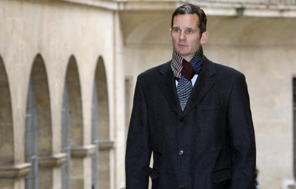 El Ayuntamiento de Palma pide a Urdangarin que no use el título de duque de Palma