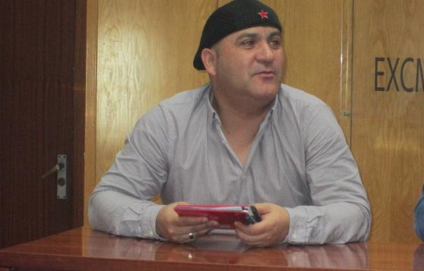 SAT se concentra en todas las capitales andaluzas al cumplir Andrés Bódalo seis meses en prisión