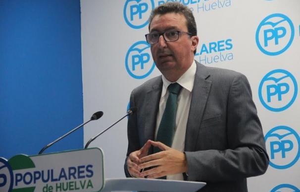 """González (PP) señala """"discrepancias"""" en el partido en la capital al ver la oposición de """"distinta manera"""""""
