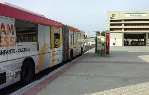 """El PP ve una """"tomadura de pelo"""" la ruta Tussam Exprés y señala el """"estancamiento"""" de la movilidad metropolitana"""