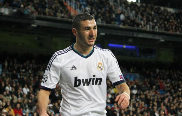 Benzema cazado a más de 200 km por hora en la M-40 de Madrid